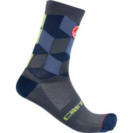 Unlimited 15 Sock Dark Steel Blue S/M, L/XL, XXL