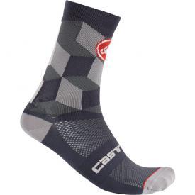 Unlimited 15 Sock Dark Grey S/M, L/XL, XXL