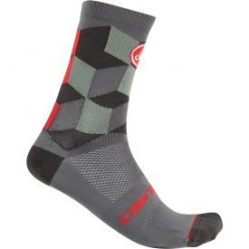 Unlimited 15 Sock Forest Grey S/M, L/XL, XXL