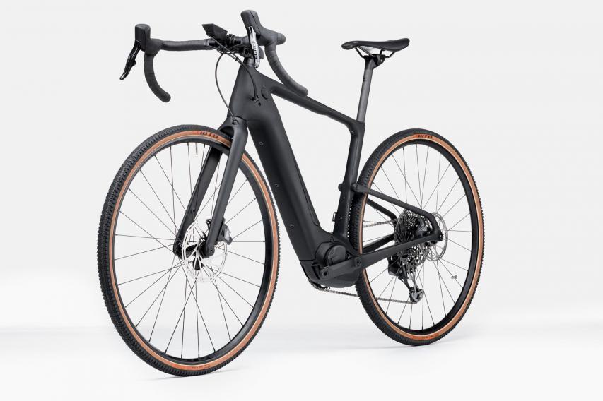 Topstone Carbon Neo mit 700c und Starrgabel.
