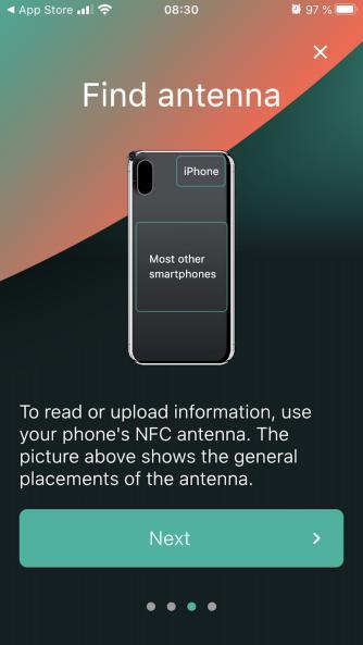 Hier verstecken sich bei Android und iPhone die Antennen.
