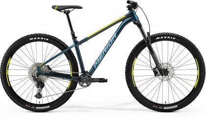 Big.Trail 500 Teal Blue/Lime-Silver € 1.299,-
