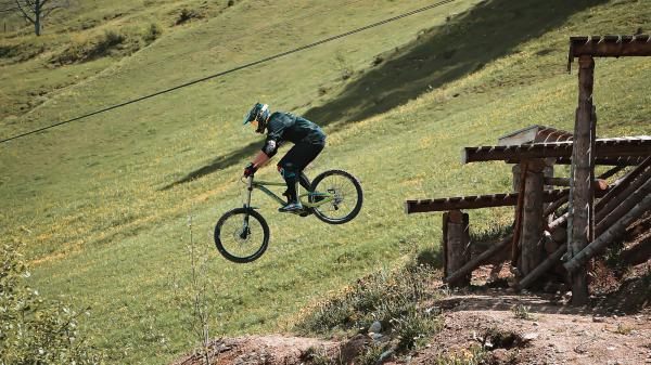 Bikeparks im Herbst 2020 erkunden
