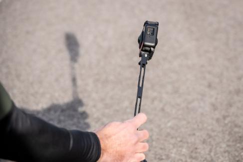 Falls möglich die Kamera so gegen die Sonne positionieren, damit beide Dual-Linsen gleich viel Licht abbekommen.