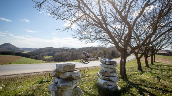 Unterwegs in der Rennradregion Bad Waltersdorf