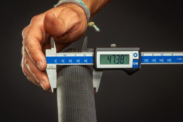 20 mm DT-Felgen 47,38 mm breit.