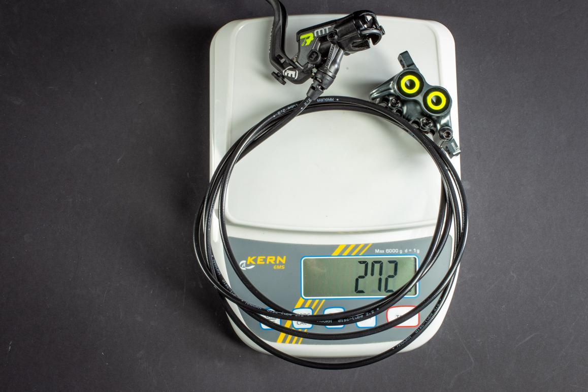 Gewicht Brems-Set