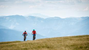 Rückkehr: E-Bike Region Mürztal