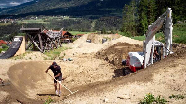 Bikepark Innsbruck öffnet
