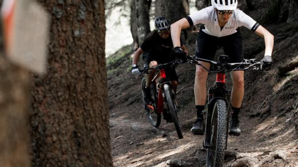 Mountain Bike Ladies Days