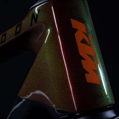 Übrigens: Auch wenn KTM mit dem Myroon gerade seinen Hardtail-Klassiker neu auflegt - mehr dazu in Kürze - und Foidl jahrelang auf Hardtails durch die Szene preschte: