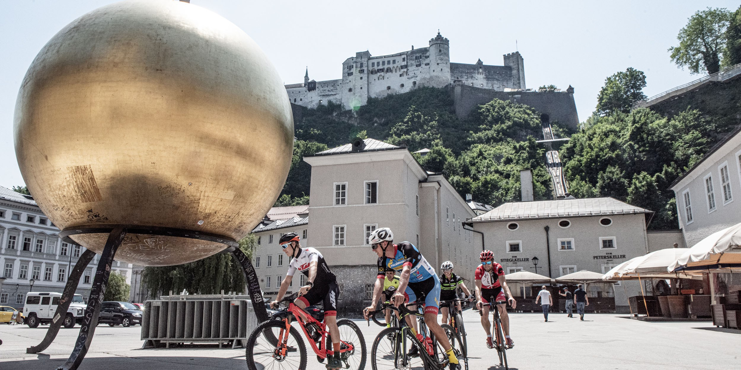 Salzburger City Hill Climb