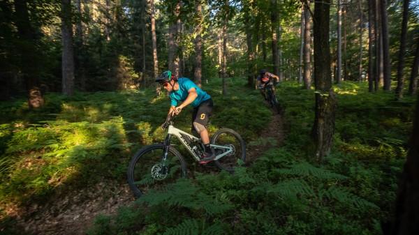 Klopeiner See und Südkärnten - Trails, Bikepark Petzen und Touren