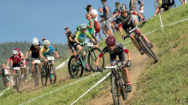 Bildbericht Grazer Bikefestival Stattegg 2021