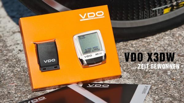 VDO Series X - X3DW