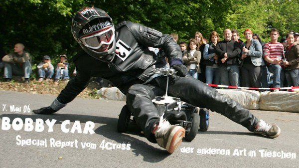 BobbyCar Race