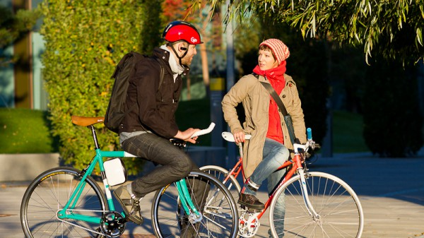 Urban Cycling-Fashion and Style