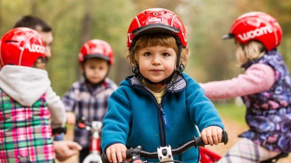 Kids aufs Bike!