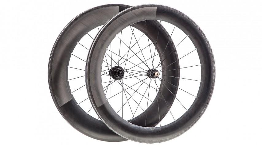 Bei Syntace kannst du selbst entscheiden, wie deine Laufräder aussehen sollen.