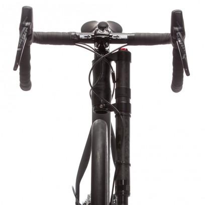 Gabel: Cannondale Lefty Oliver Carbon, PBR, 30 mm Federgabel, 45 mm Offset