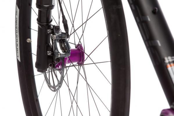 Bremsen: Sram Force CX1 hydraulische Scheibenbremsen