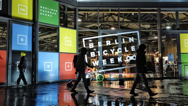 Berlin Bicycle Week 2016