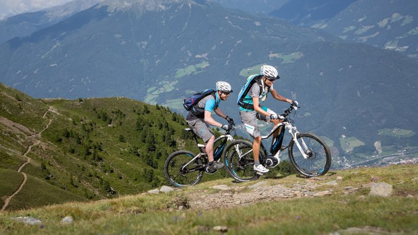 E-Bikes bei der 19. Salzkammergut Trophy