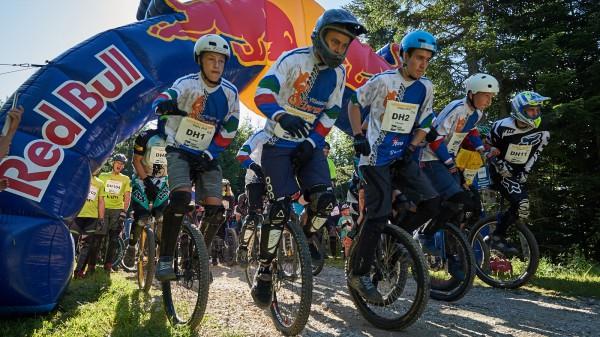 Salzkammergut Trophy Einrad-Downhill 2016