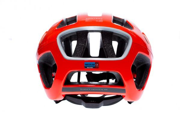 Der Octal bietet zusätzlichen Schutz der Schläfen und des Hinterkopfes.