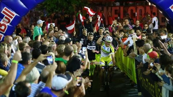 Race Around Austria 2016